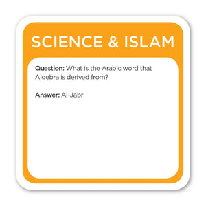 5Pillars Trivia Burst: Science and Islam (English)
