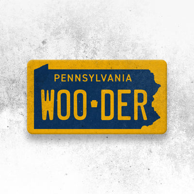 Mid October. For the other half of Pennsylvania... drink Wooder.