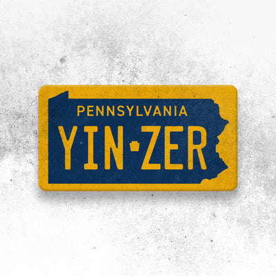 Mid October. Yinzer Limited Edition for you Pittsburgh Penns.