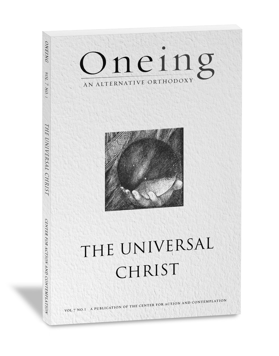 book cover of Oneing's