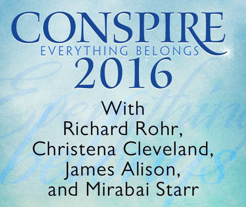 CONSPIRE 2016: Everything Belongs ~ MP4