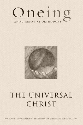 Oneing: The Universal Christ ~ PDF Download