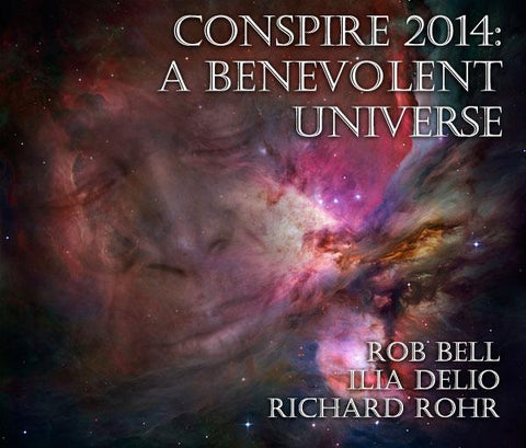 CONSPIRE 2014: A Benevolent Universe ~ MP4