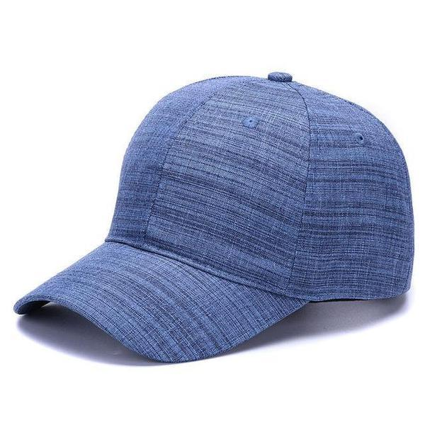 casual-fitness-cap-curved-brim-blue-hat-cap-1