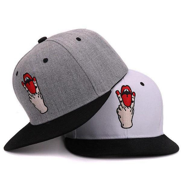 Cheeky Tongue Snapback