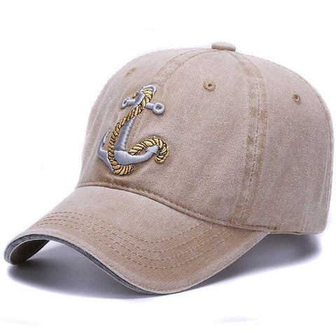Vintage Sailor Baseball Cap | Headwear Collective