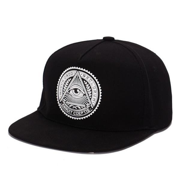 God Eye Illuminati Snapback
