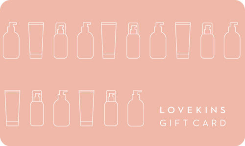 Gift Card - Lovekins Asia