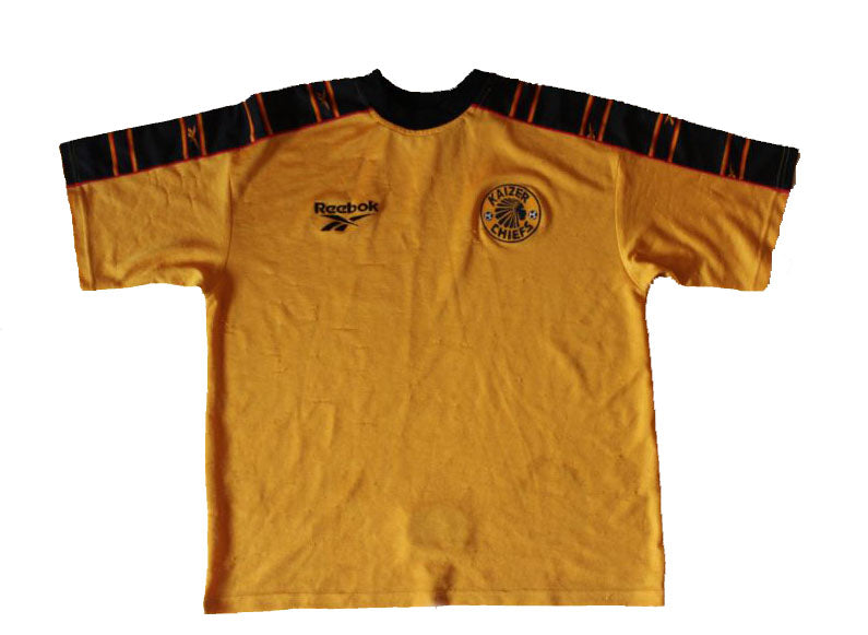 online store 22aba 2a249 Kaizer Chiefs Vintage Soccer T-shirt