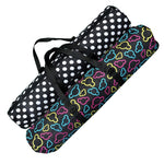 Womens Yoga And Pilates Mat Waterproof Case Bag