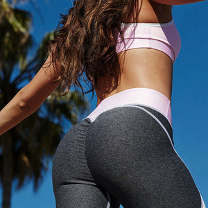 Womens Skinny High Waist Yoga Pants