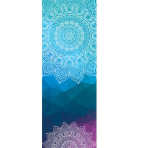 Non Slip Yoga And Pilates Mat