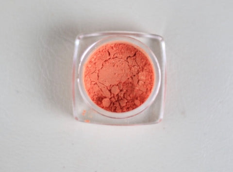 Teen-gerine Eyeshadow