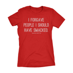 Funny t-shirt, revenge t-shirt, perfect ladies gift