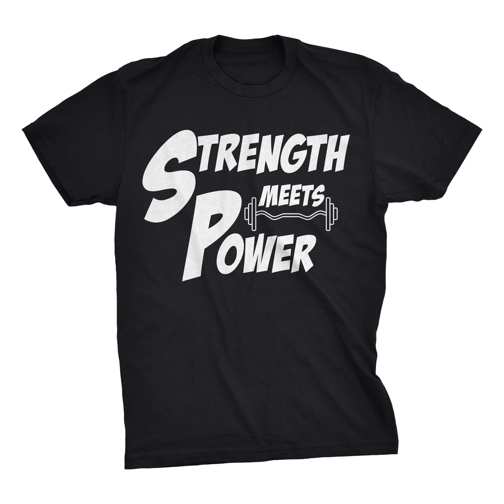 Weight lifting Shirt by Quick Motto