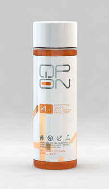 QP-ON 4.1 Vinyl & Plastic Restorer 250ml