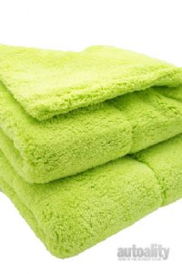 Autofiber Hidden Edge Motherfluffer - Green, 2-pk.