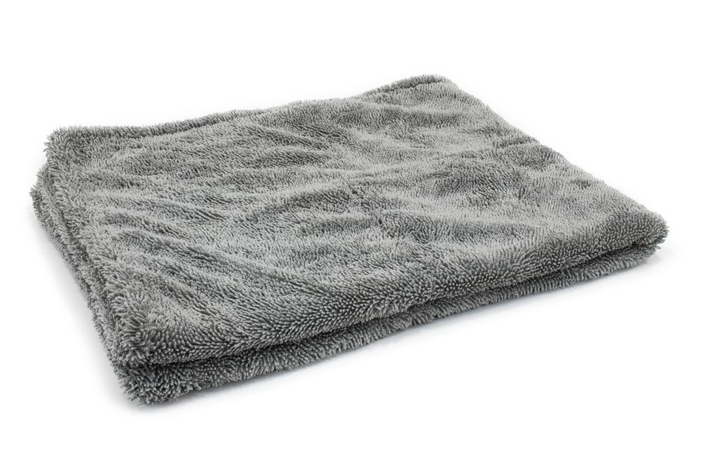 [Dreadnought] Microfiber Double Twist Pile Drying Towel (20 in. x 30 in., 1100gsm) - 1 pack