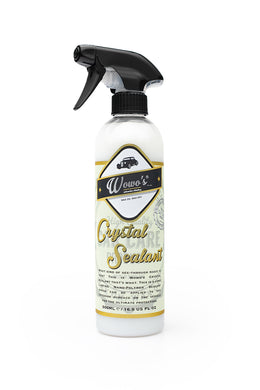 WOWO'S CRYSTAL SEALANT - 500 ml