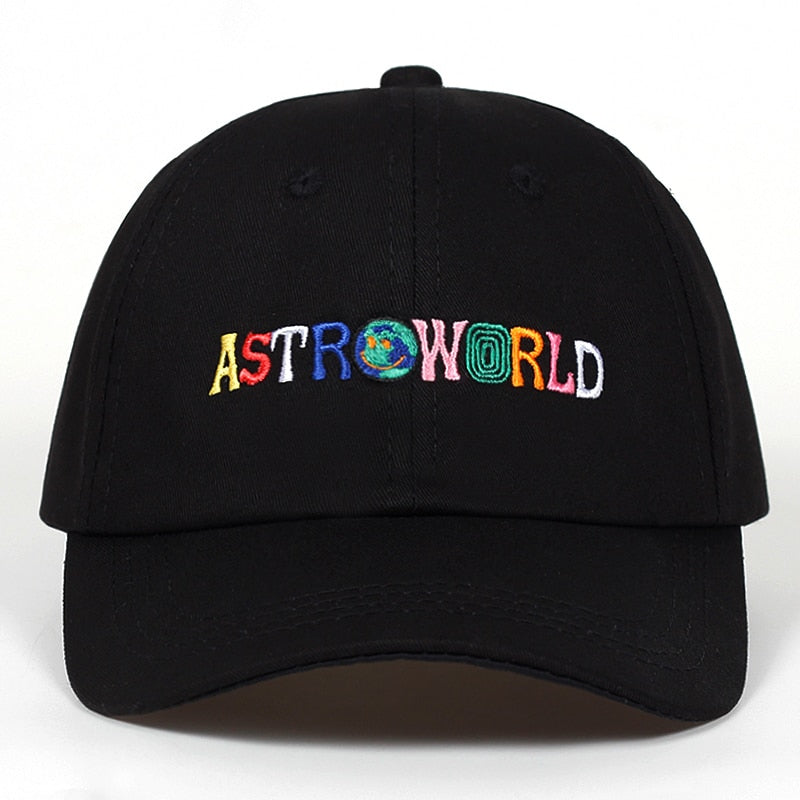 Astro Embroidered Hat