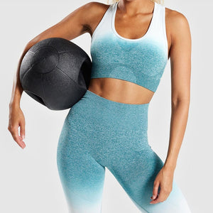 Ocean Breeze Sports Bra