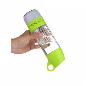 Bluetooth Speaker Water Bottle