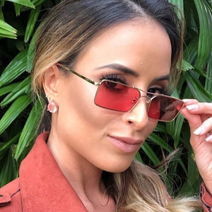 Fire and Fierce Retro Sunglasses