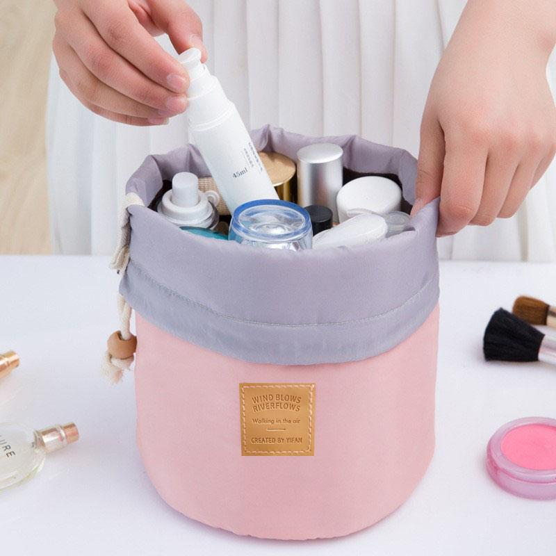 Large Capacity Travel Cosmetic Bag