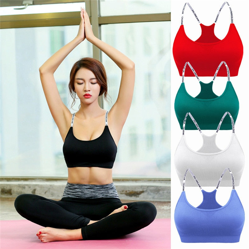 High-Strength Sports Bra