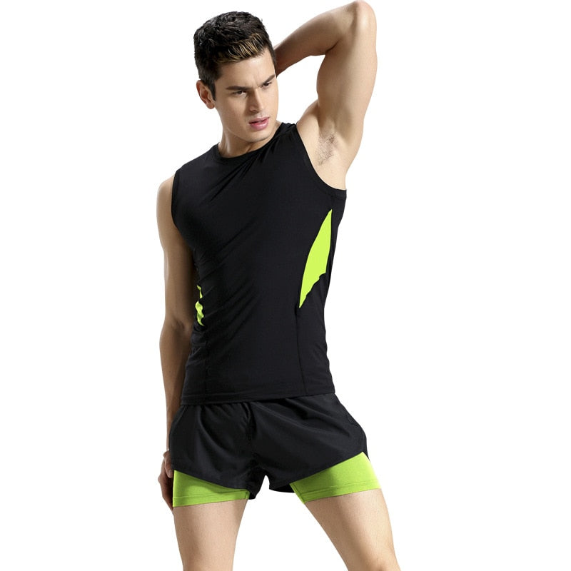 Running and Basketball Two Piece Gym Wear