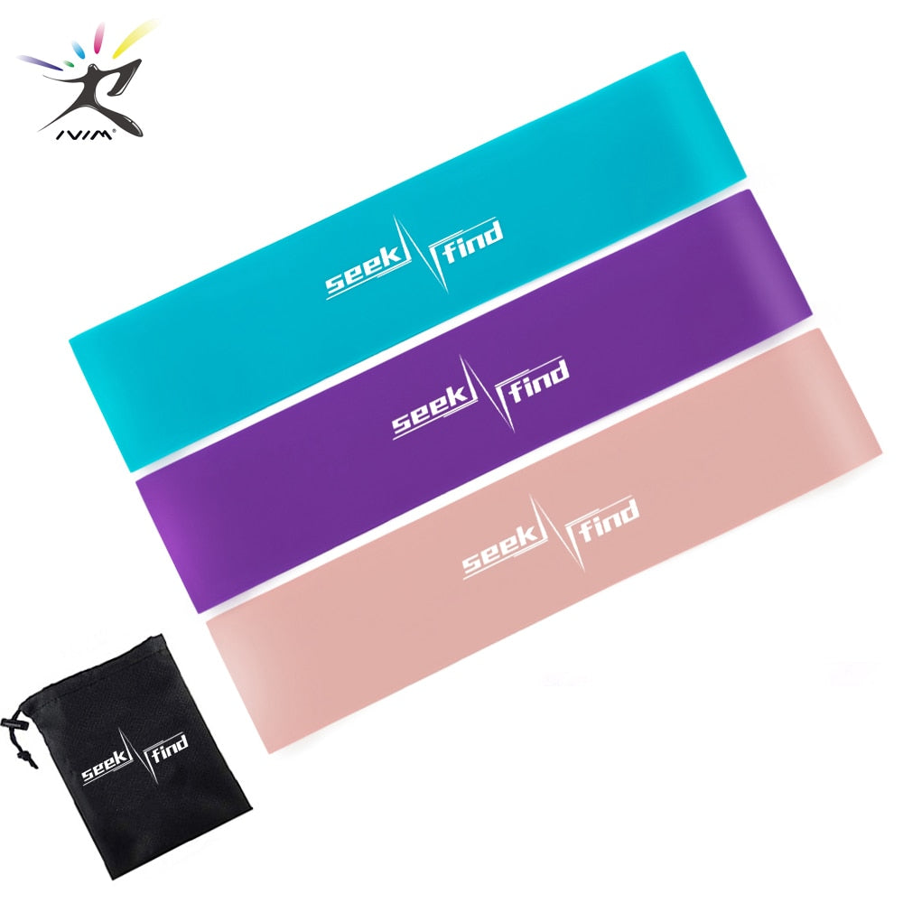 Three Piece Resistance Bands Set