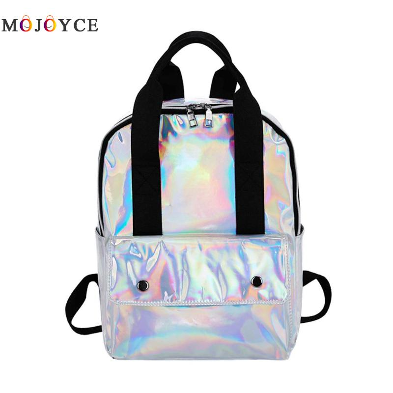 Hologram Laser Backpack