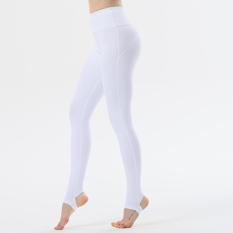 High Waisted Tummy Control Yoga Pants