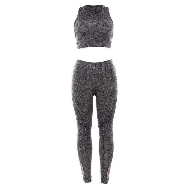 Two Piece Fitness Set