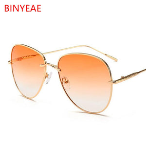 Vintage Gradient Sunglasses
