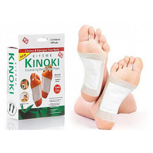 The Original Kinoki™ Cleansing Detox Foot Pads (BUY 1 GET 2 PROMO)