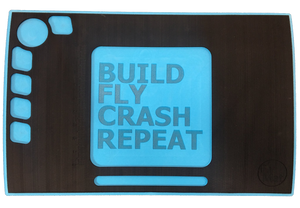 Build Fly Crash Repeat