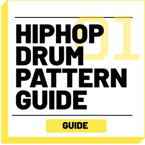 Hip Hop Drum Pattern PDF | Amazing Drum Patterns | Instant Download