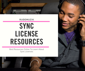 Sync License Resources: best places to learn about getting a sync license