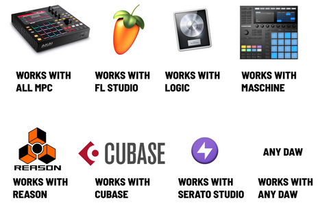 Works In Any DAW