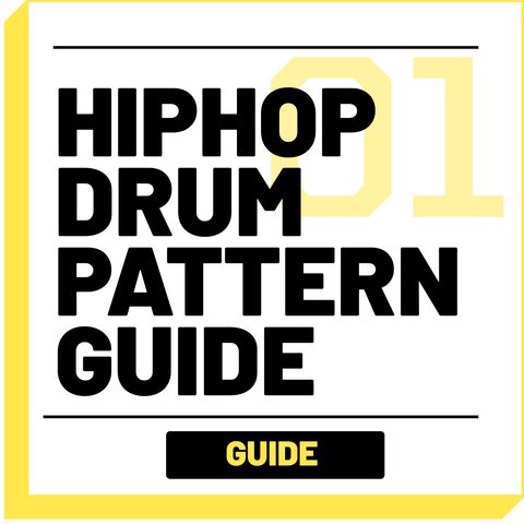 Drum Guide for HipHop and Trap