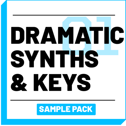 Dramatic Synths and Keys Sample Pack [Volume 01]