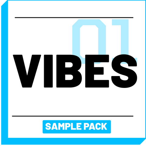 Vibes Sample Pack - [Volume 01] - RUDEMUZIK