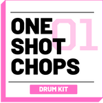 One Shot Chops Drum Kit [Volume 01] - RUDEMUZIK