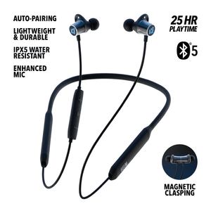 HELM Audio Wireless Earbuds HELM SPORTSBAND HD Triple Driver Wireless Earphones 840020800088 Wireless Headphones Wireless Earbuds Audiophile