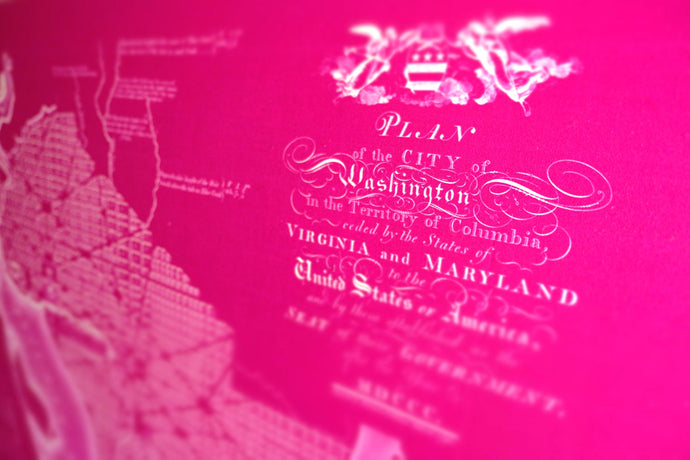 Modern Vintage Maps: Bold designs straight from the archives!