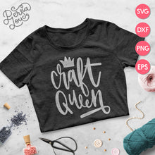 Craft Queen Cut File