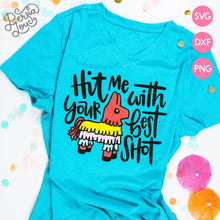 DIY Cute Piñata T-Shirt