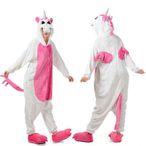 Pink wings unicorn - Adult Onesie