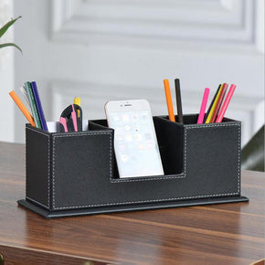 PU Leather Office Organizer